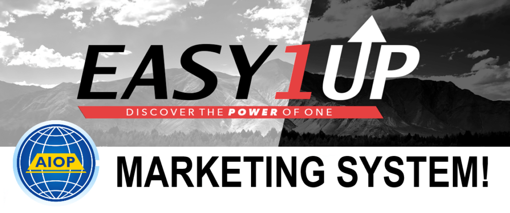 Easy1Up Marketing System